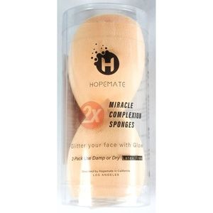 Miracle Complexion Makeup Sponge for Damp or Dry